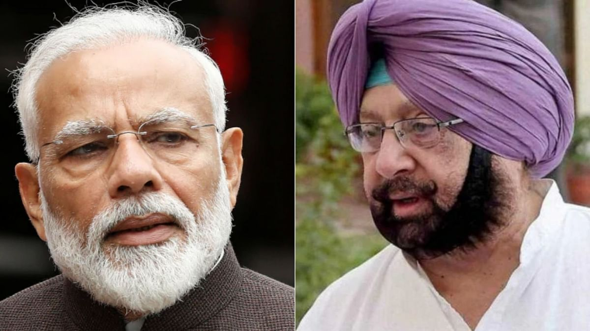 Centre's Role is Dubious: Punjab CM to Modi Over Rising Pollution