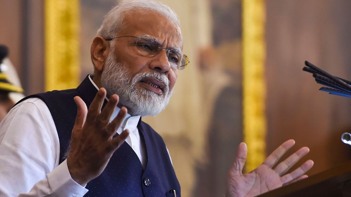 'Opposition Can't Accept Transparency': PM Modi on Electoral Bonds