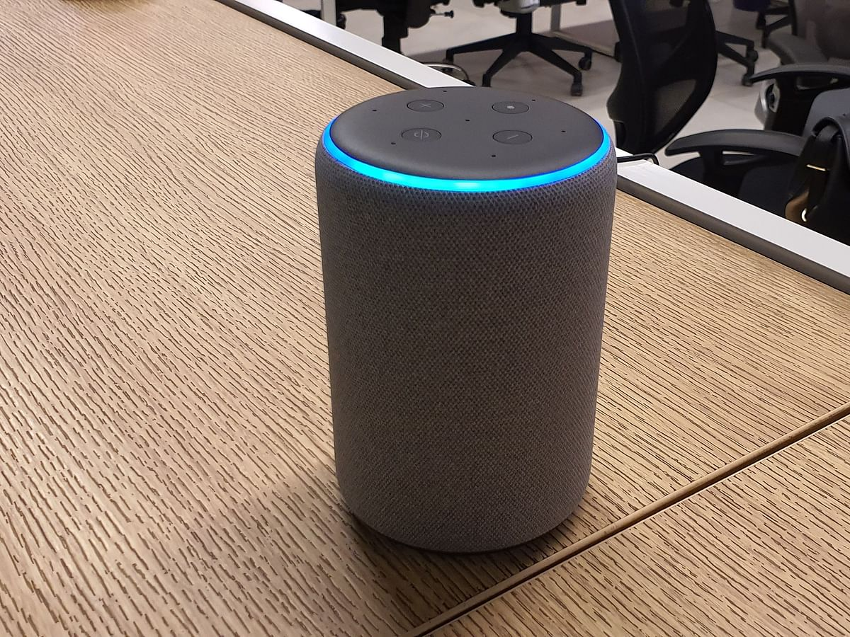 The new Echo 3rd gen comes with Dolby sound.