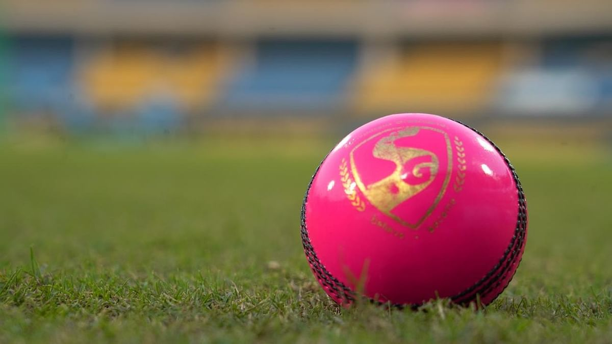The only recent reference to pink ball and white clothing is the recent Duleep Trophy.