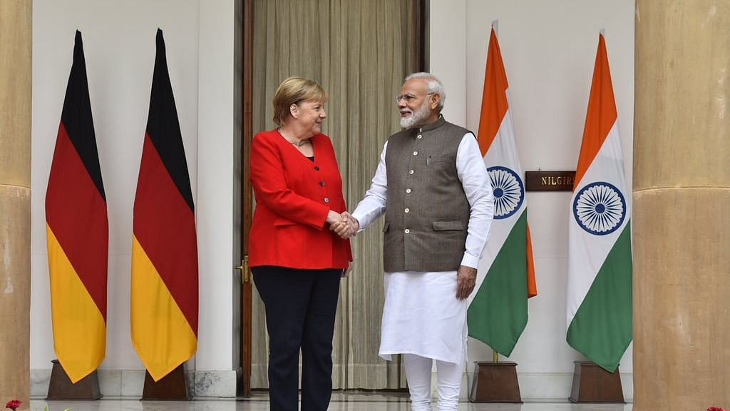 Situation of Kashmiris Unsustainable, Must be Improved: Merkel