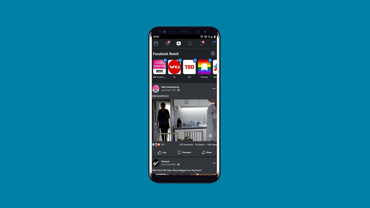 Facebook Testing Dark Mode for Mobile, Spotted by Android  Users