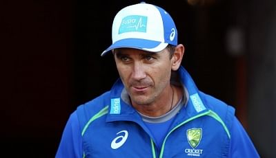 Justin Langer was named coach of the Australian cricket team in May 2018.