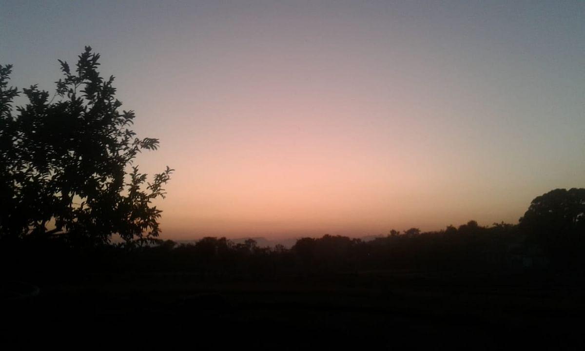 My beautiful town Mandi.