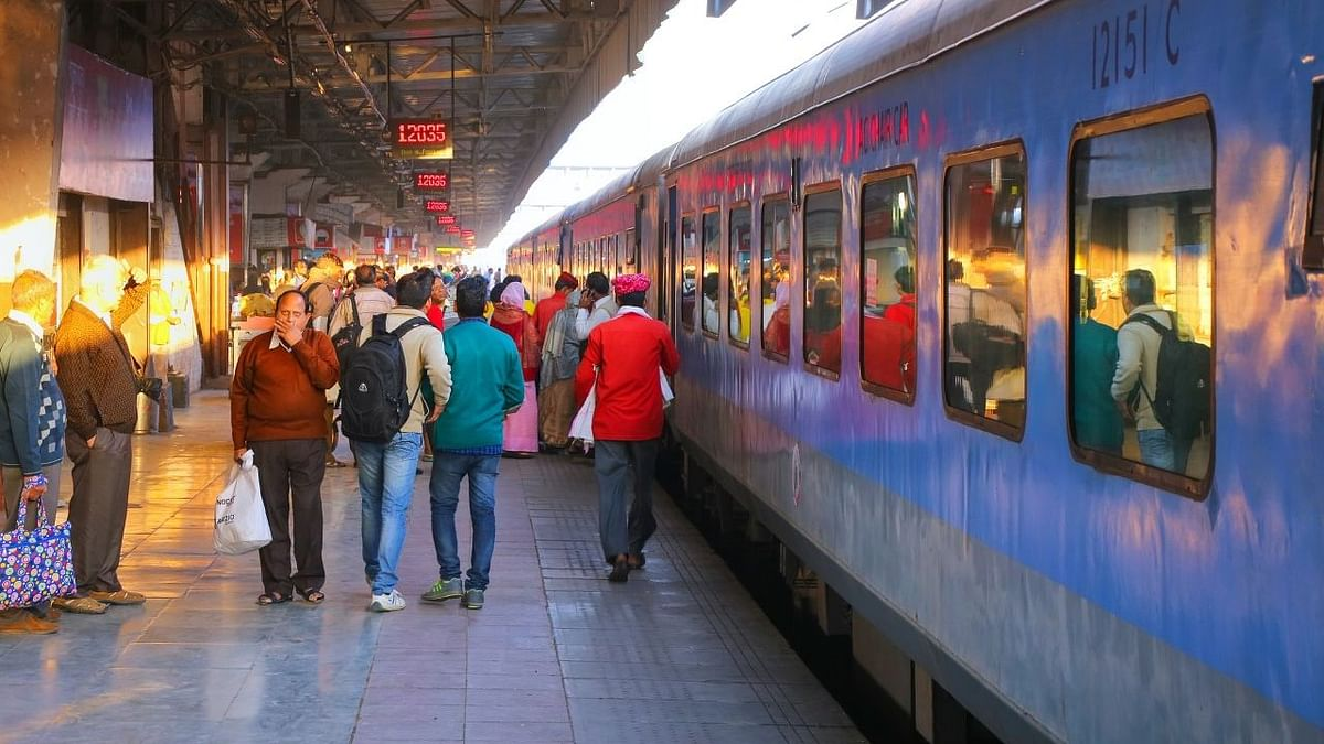 Train Bookings Permitted by Counters, Post Offices, IRCTC Agents