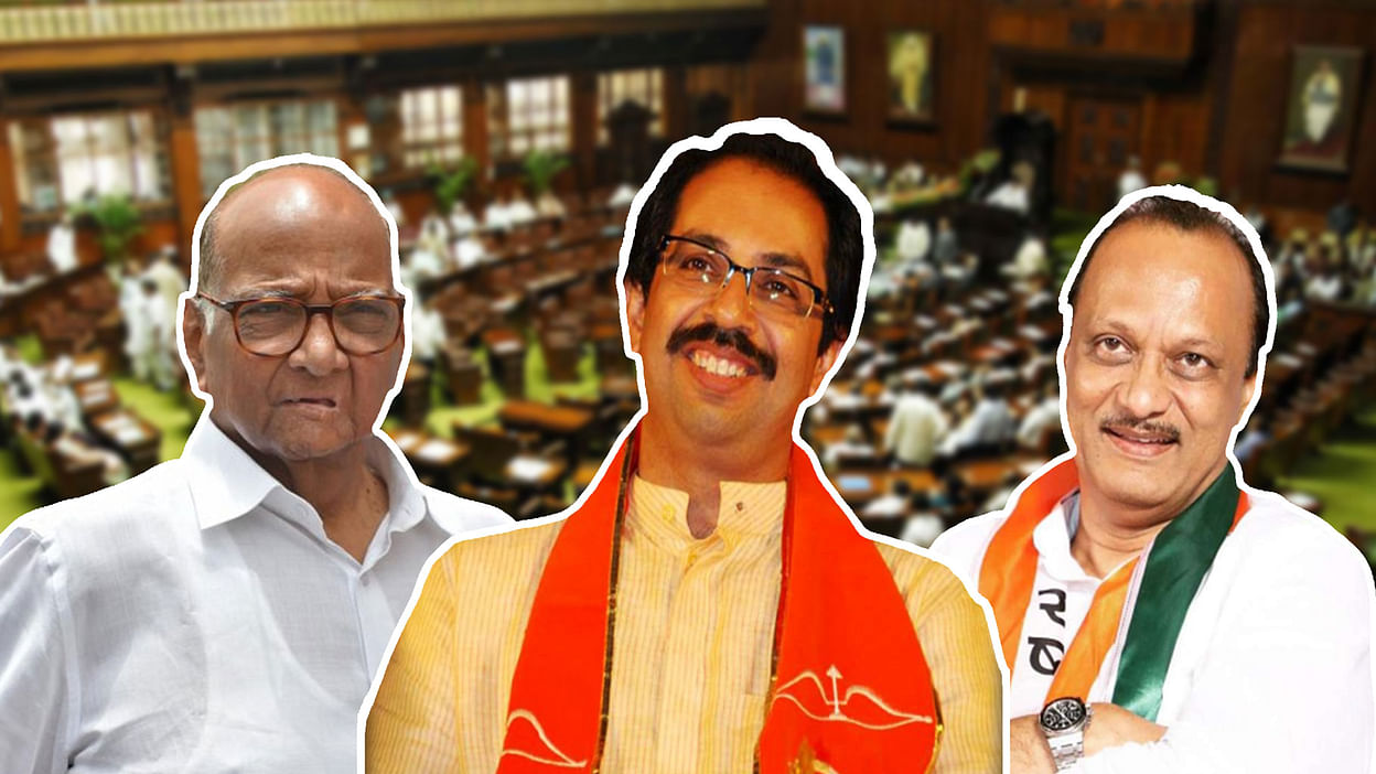 Uddhav to Take Oath as CM, NCP Gets Deputy CM, Speaker from Cong