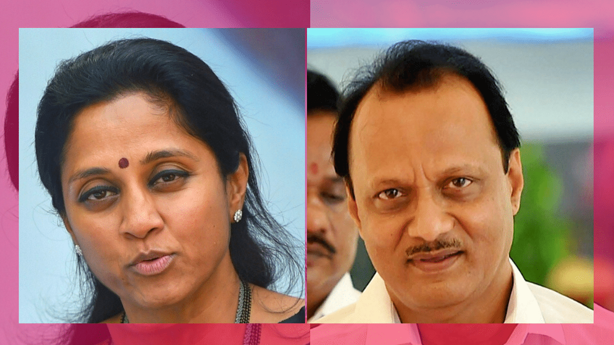 'Loved Him, Now Feel Cheated': Supriya Sule on Brother Ajit Pawar