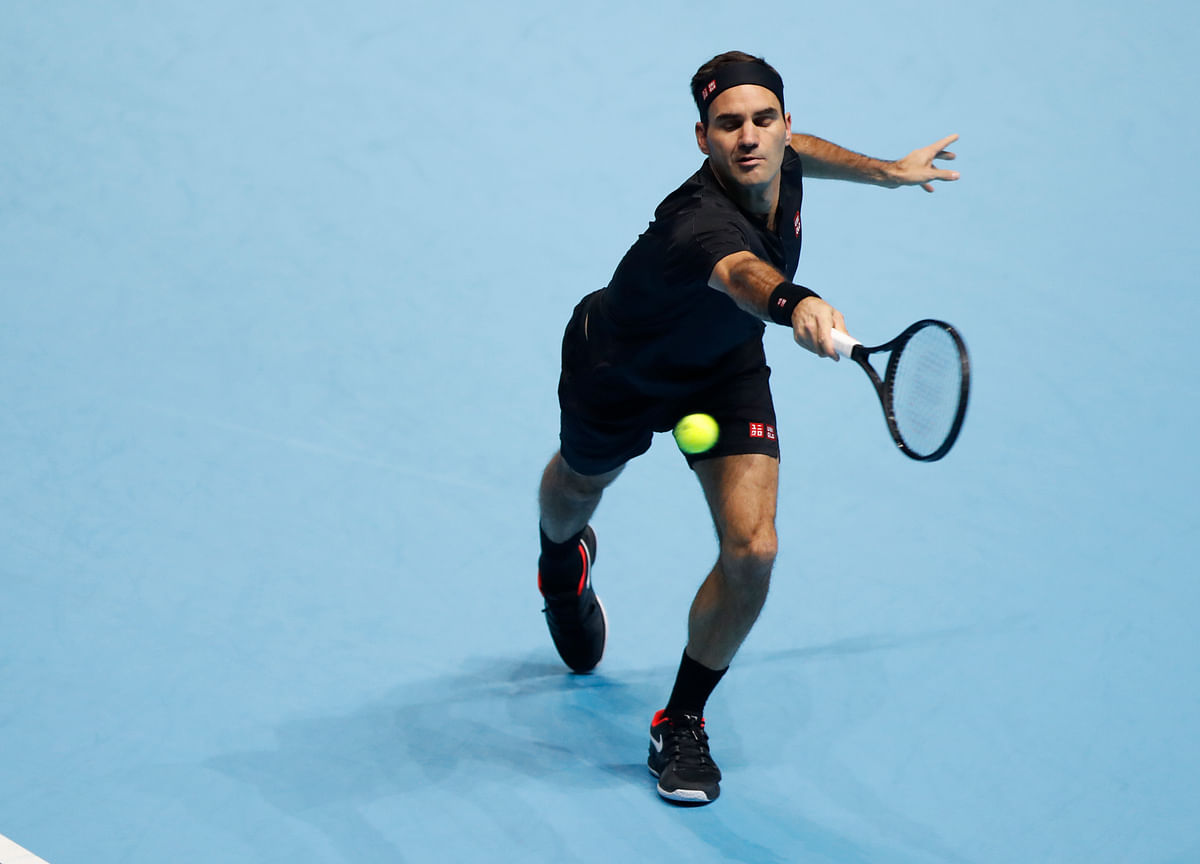 The Djokovic-Federer was always going to be the highlight of the group stage at the season-ending tournament.