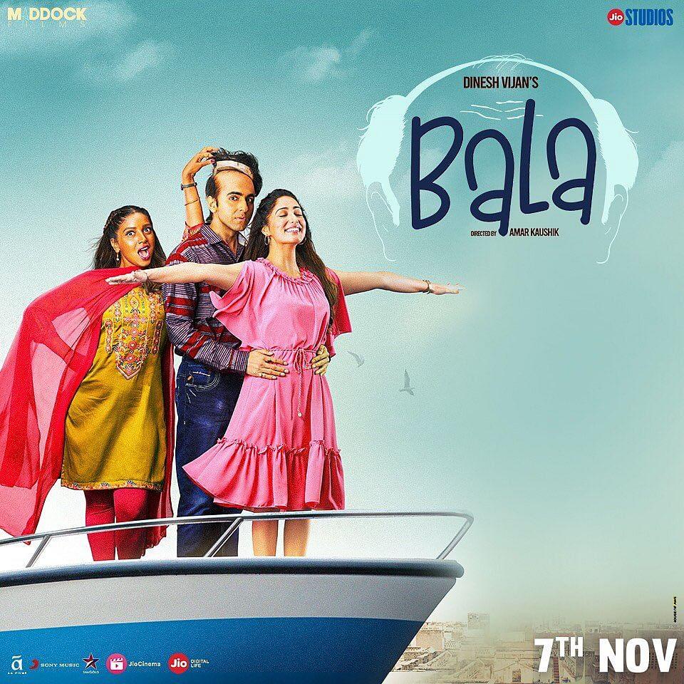 A poster of <i>Bala.</i>