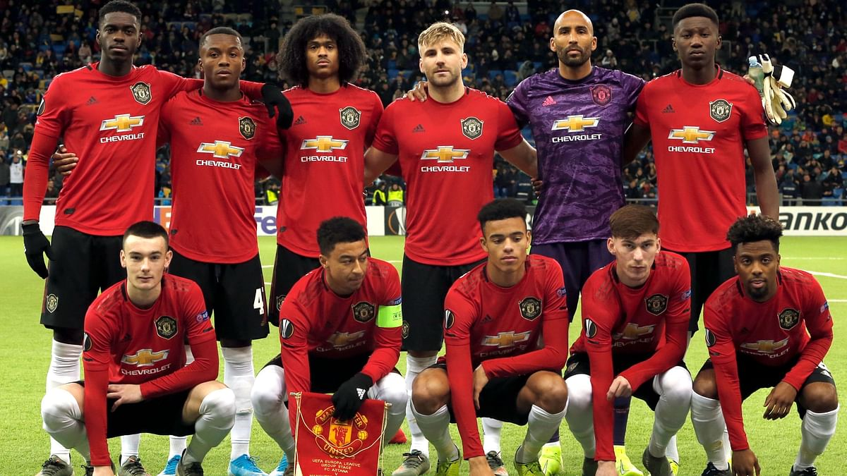 """Ole Gunnar Solskjaer has revealed Manchester United are """"looking at one or two"""" players after learning Paul Pogba will be absent for the next month."""