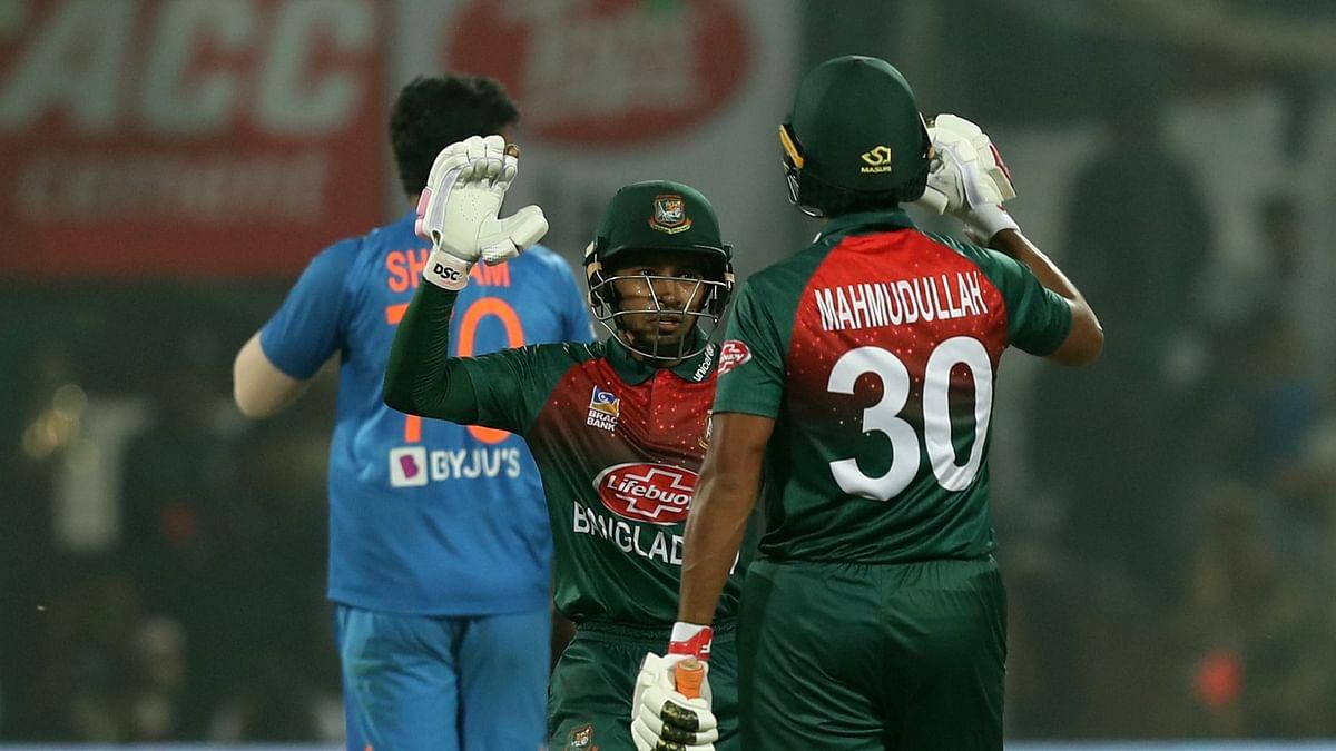 'India Below Par': Twitter Lauds Bangladesh for Historic T20I Win