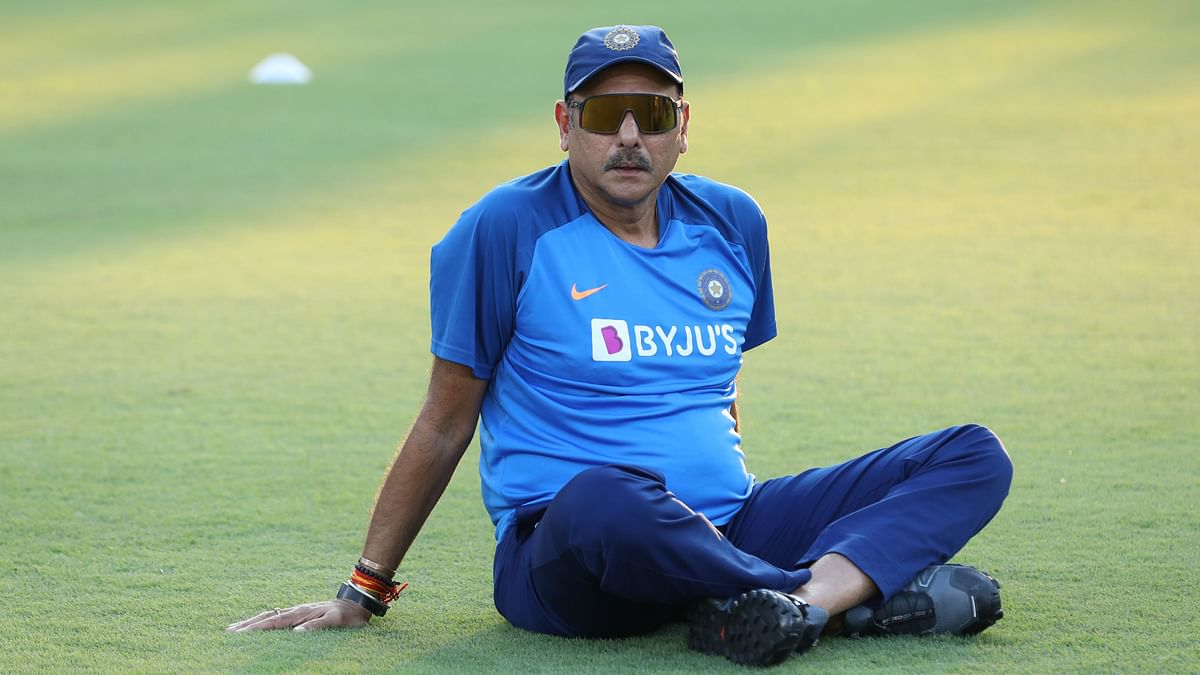 Ravi Shastri Heads BCCI Coaches' Online Session to Discuss Roadmap