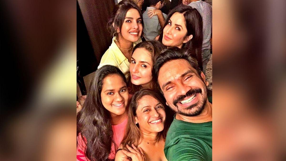 Priyanka Dances With Vaani, Hangs out With Katrina at a Party
