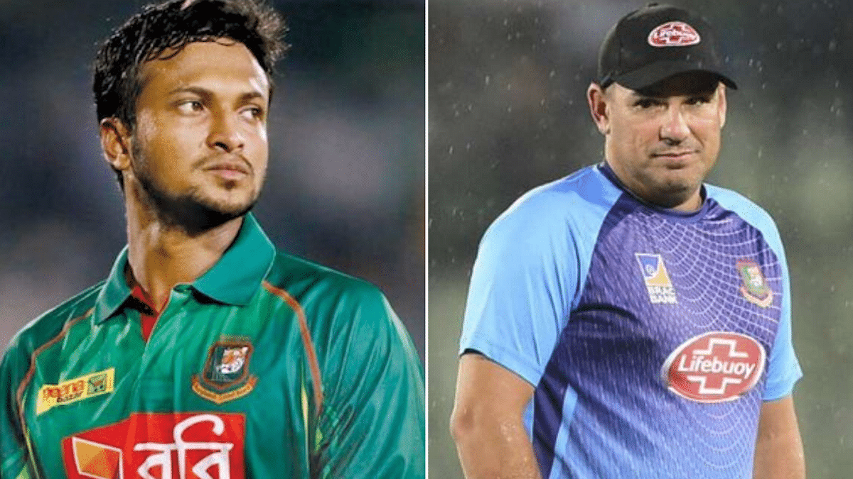 Shakib Episode Will Affect Bangla Performance: Bangladesh Coach