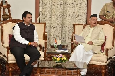 BJP's 'Operation Kamal' fails to bloom in Maharashtra