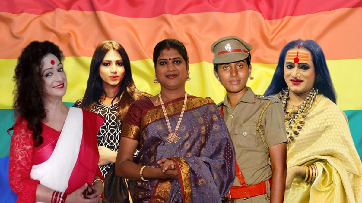 Meet India's 10 Iconic Transgender Achievers Who Scripted History