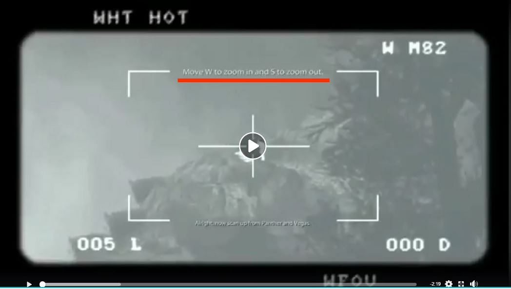 Video Game Footage Passed Off as US Forces Killing Terrorists