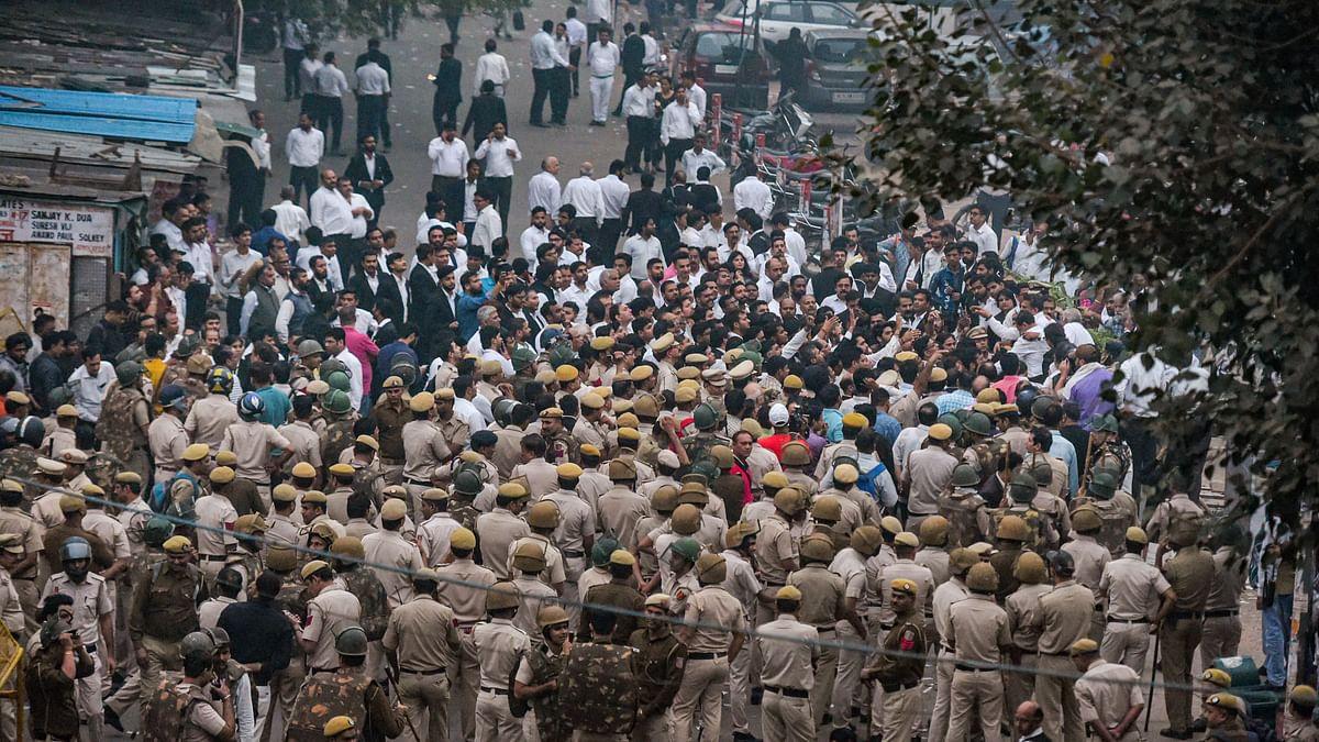 Tis Hazari Clash: Ex-Gratia of Nearly Rs 8 Lakh to Cops Injured