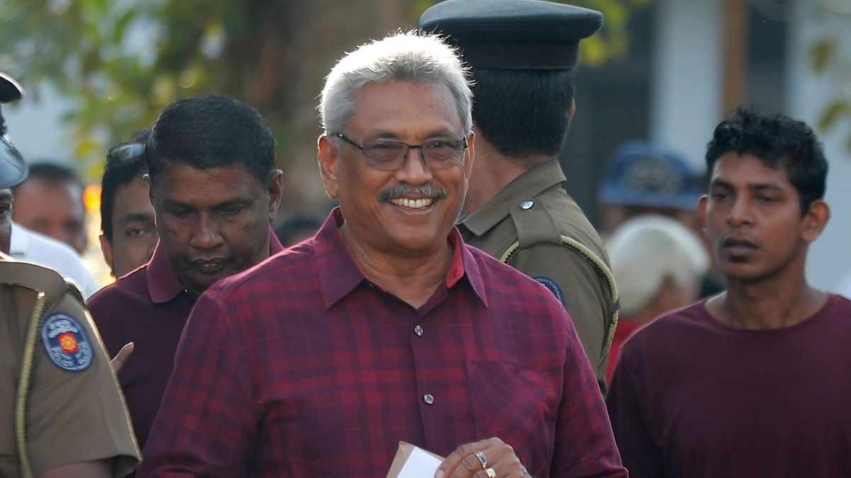 The Younger Rajapaksa: New Sri Lankan Prez Trained in India & Pak