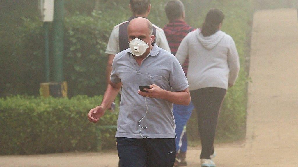 Air Quality deteriorates in Mumbai.