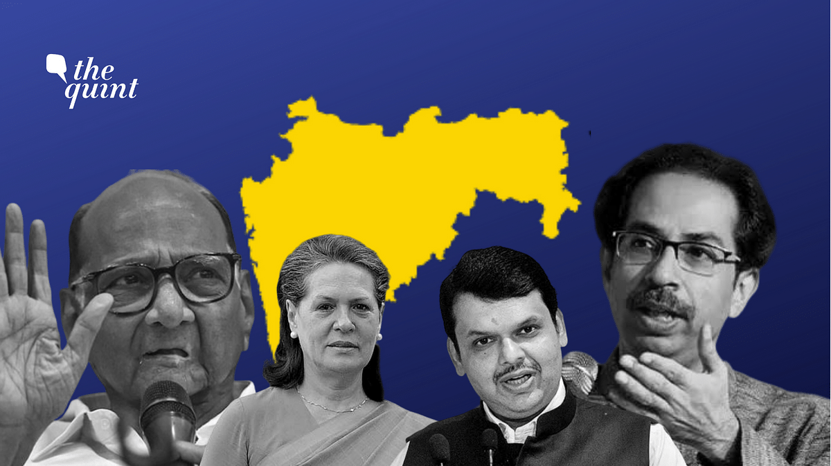 President's Rule was clamped in Maharashtra on Tuesday, 12 November.