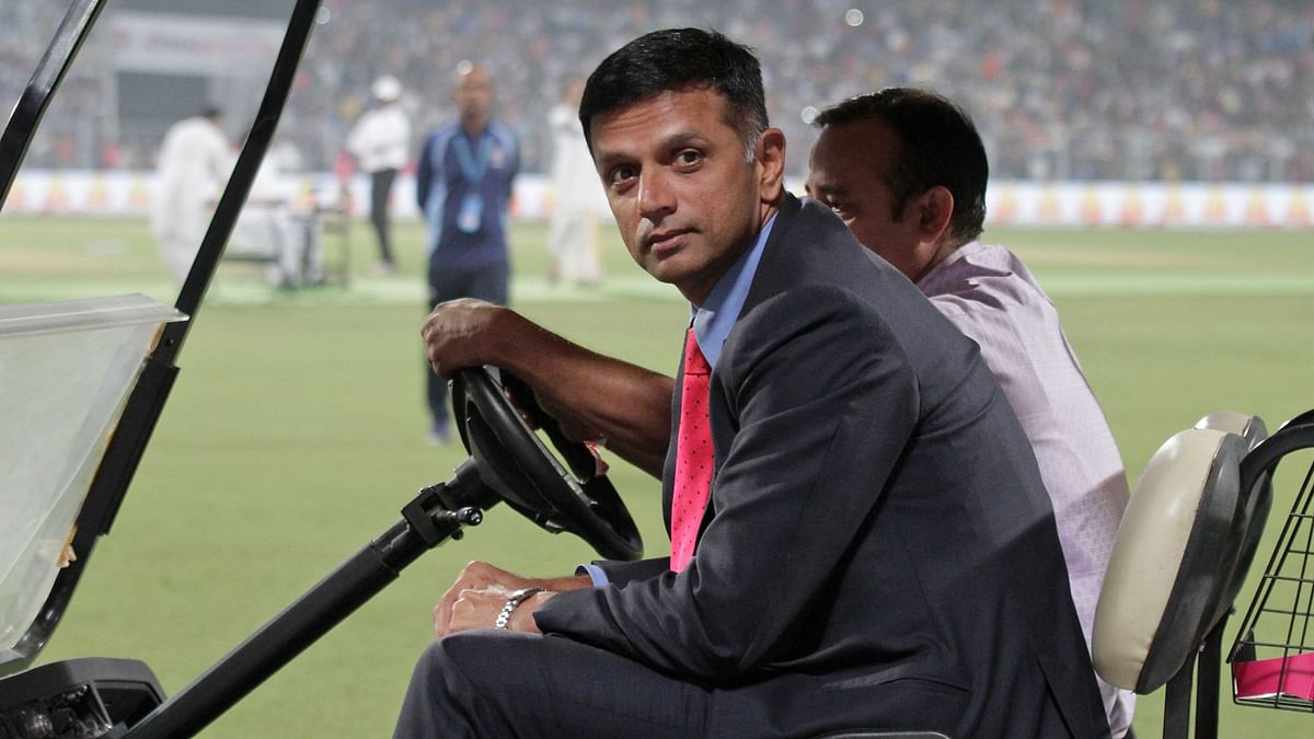 """Former India captain and batting great Rahul Dravid feels maintaining good mental health is a """"big challenge"""" in a """"tough game"""" like cricket."""