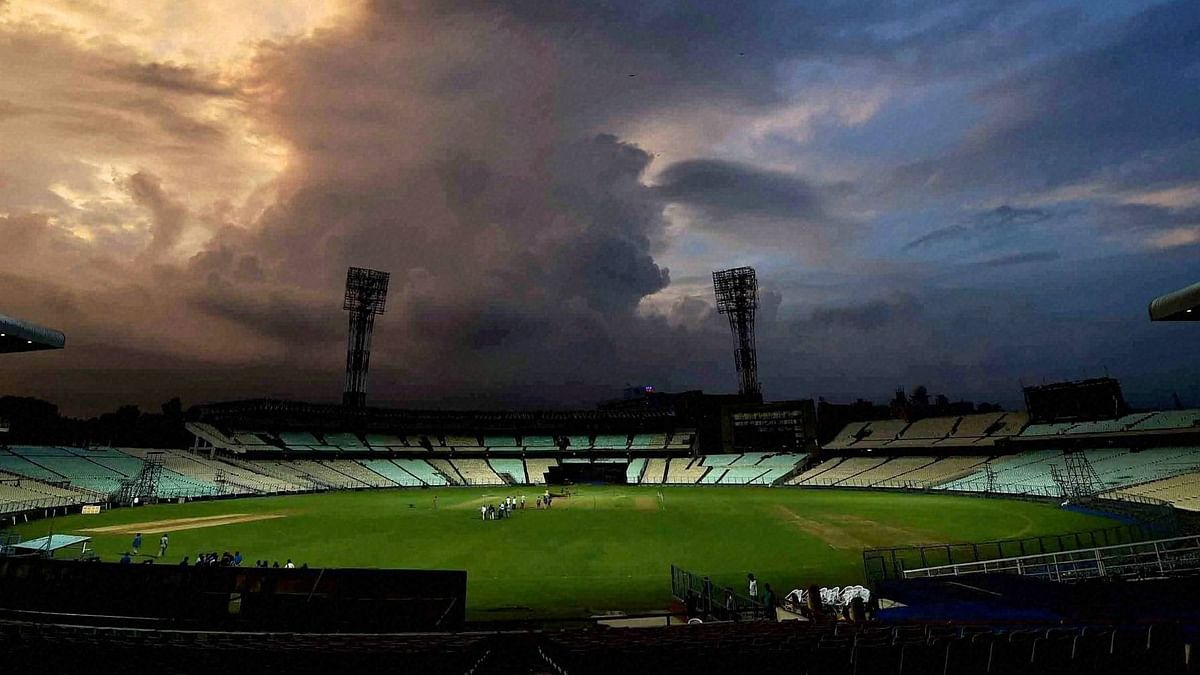 Despite Rain, Pitch Ready for Maiden Pink Ball Test: Eden Curator