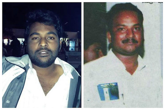 Rohith Vemula and Senthil Kumar