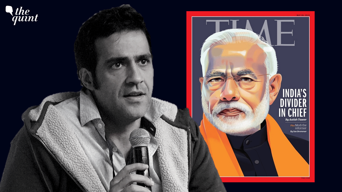 Aatish Taseer: Cut Off From My Country & Kin for Criticising Modi