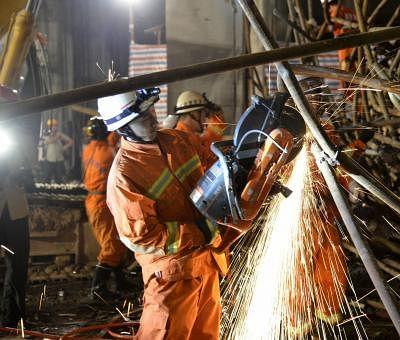 Slowdown Saga: Core sector growth shrinks by over 5.5%