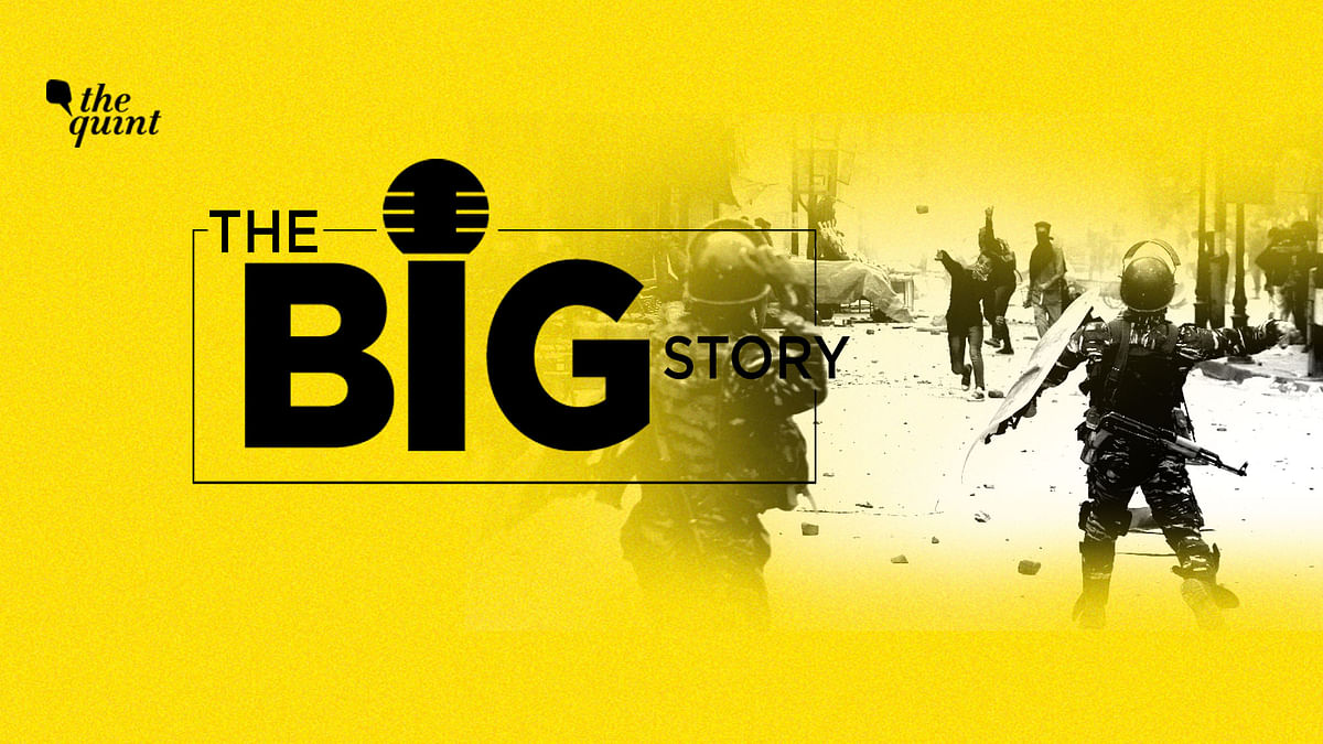 Tune in for Podcast | Is Stone Pelting Down in Kashmir Post 370?