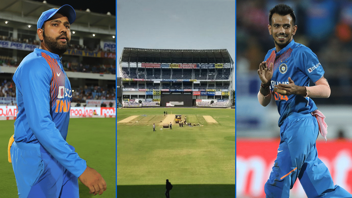 Rohit Sharma and in-form leggie Yuzvendra Chahal would be eyeing personal milestone in the series decider.
