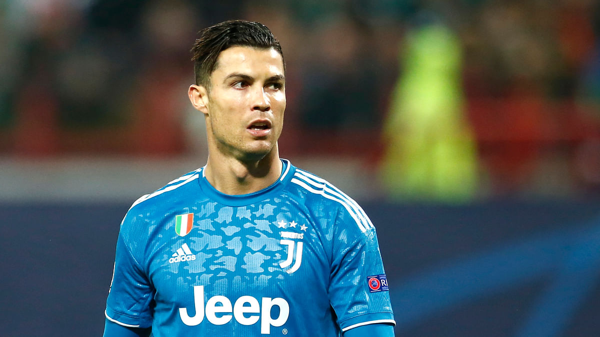 Ronaldo Returns to Italy as Serie A Moves Towards Resumption