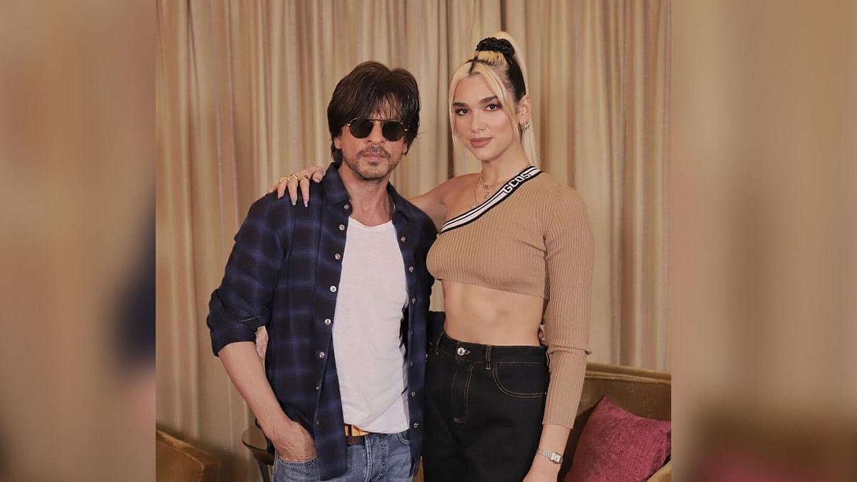 Dua Lipa Thanks Shah Rukh Khan for Teaching Her 'Bollywood Moves'
