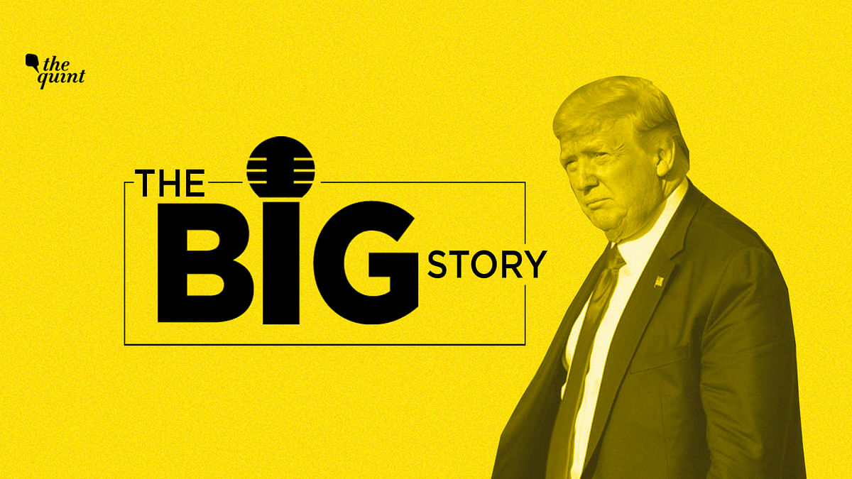 Tune In For Podcast | Why Is Donald Trump Facing Impeachment?
