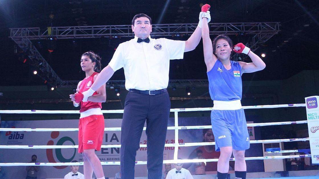 It's Official: Nikhat Zareen Gets Dec Date For Trail With Mary Kom