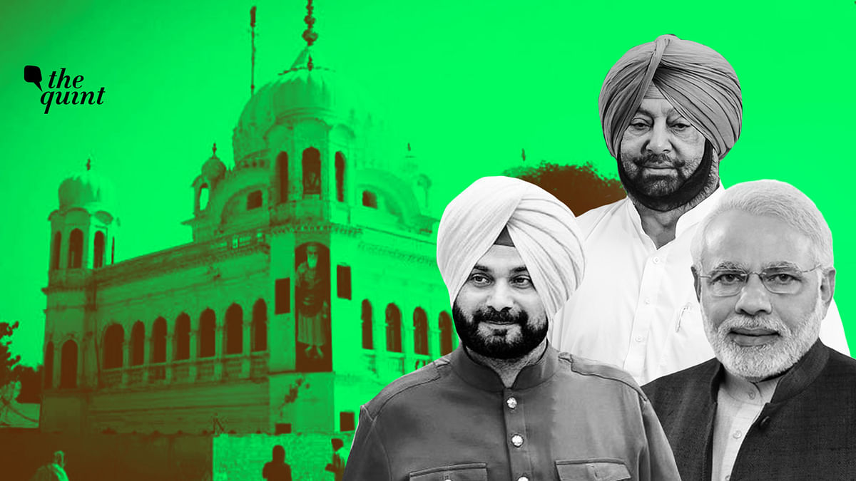 There is a fight for who takes credit for the Kartarpur Sahib Corridor.