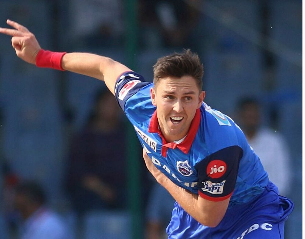 Boult will be moving on to Mumbai.