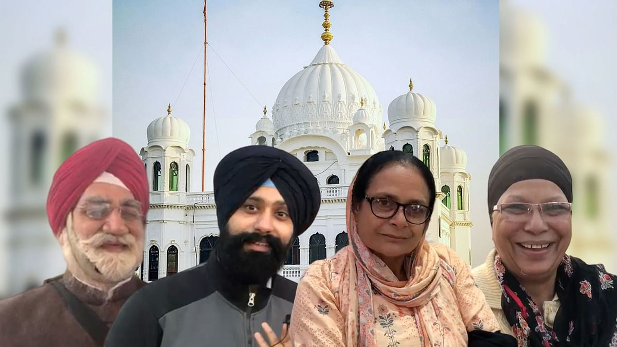 Excited & Overwhelmed: Indians Visit Shrine Via Kartarpur Corridor