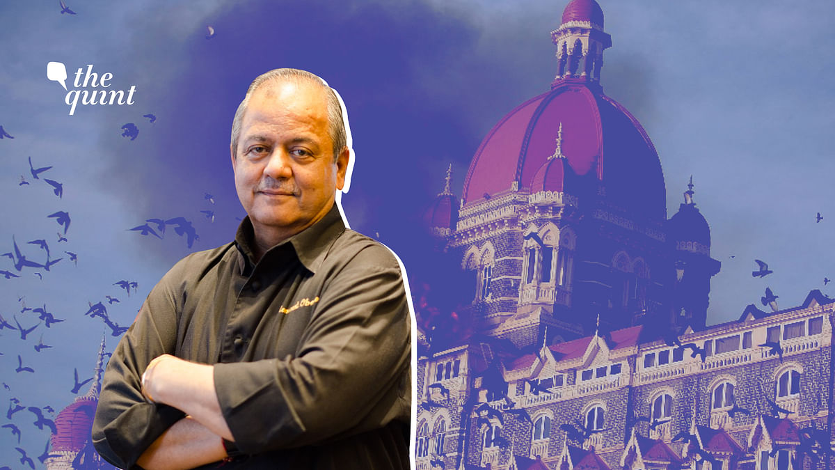 Chef Hemant Oberoi Recounts What Happened on the Night of 26/11
