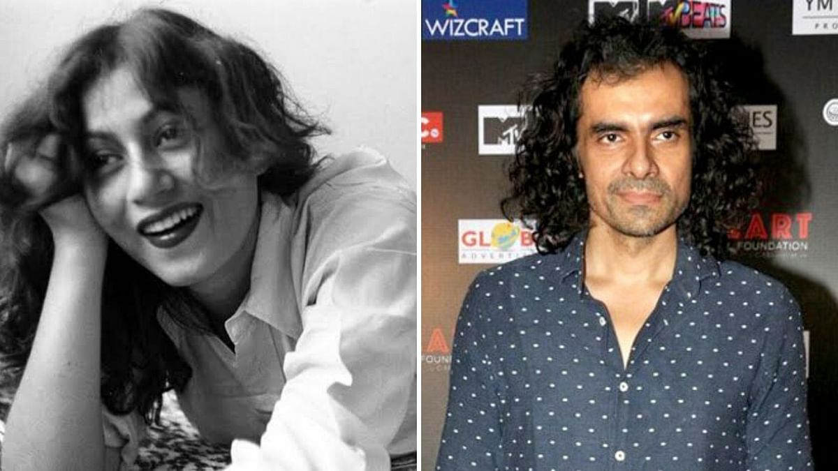 Madhubala (L) and Imtiaz Ali (R)
