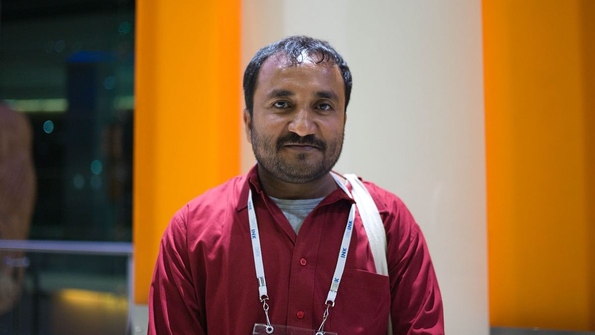 Super 30 founder, Anand Kumar.