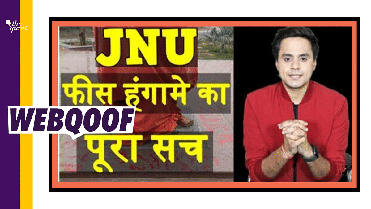 RJ Raunac, Voice Behind 'Baua', Endorses Fake News on JNU Protests