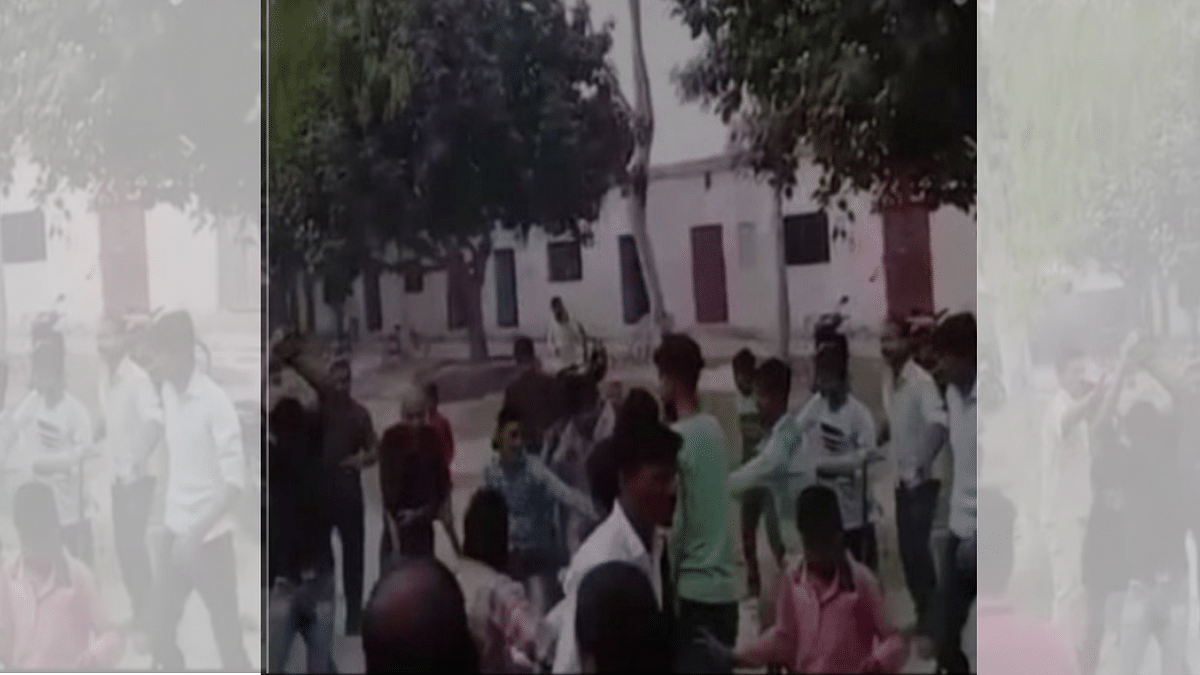Students Thrash UP Teacher for Asking Not to Misbehave With Girls