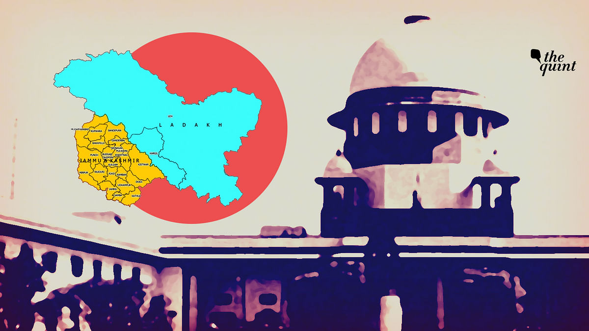 Supreme Court will begin hearing the Jammu & Kashmir constitutional challenges.