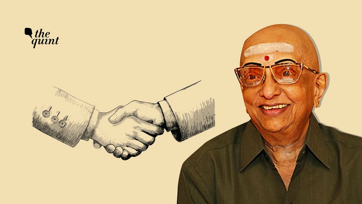 Art of Political Alliance: How Men Like Cho Ramaswamy Mastered It