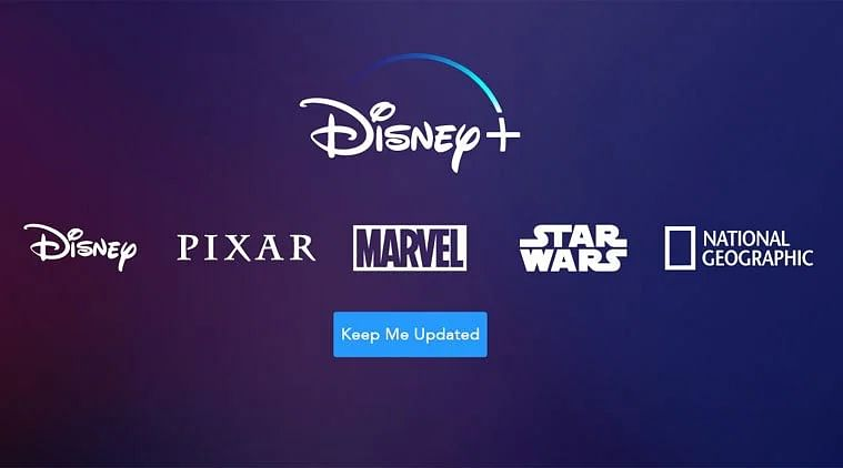 Disney Plus will launch in India through Hotstar in March.