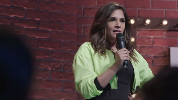 Richa Chadha on <i>One Mic Stand.</i>