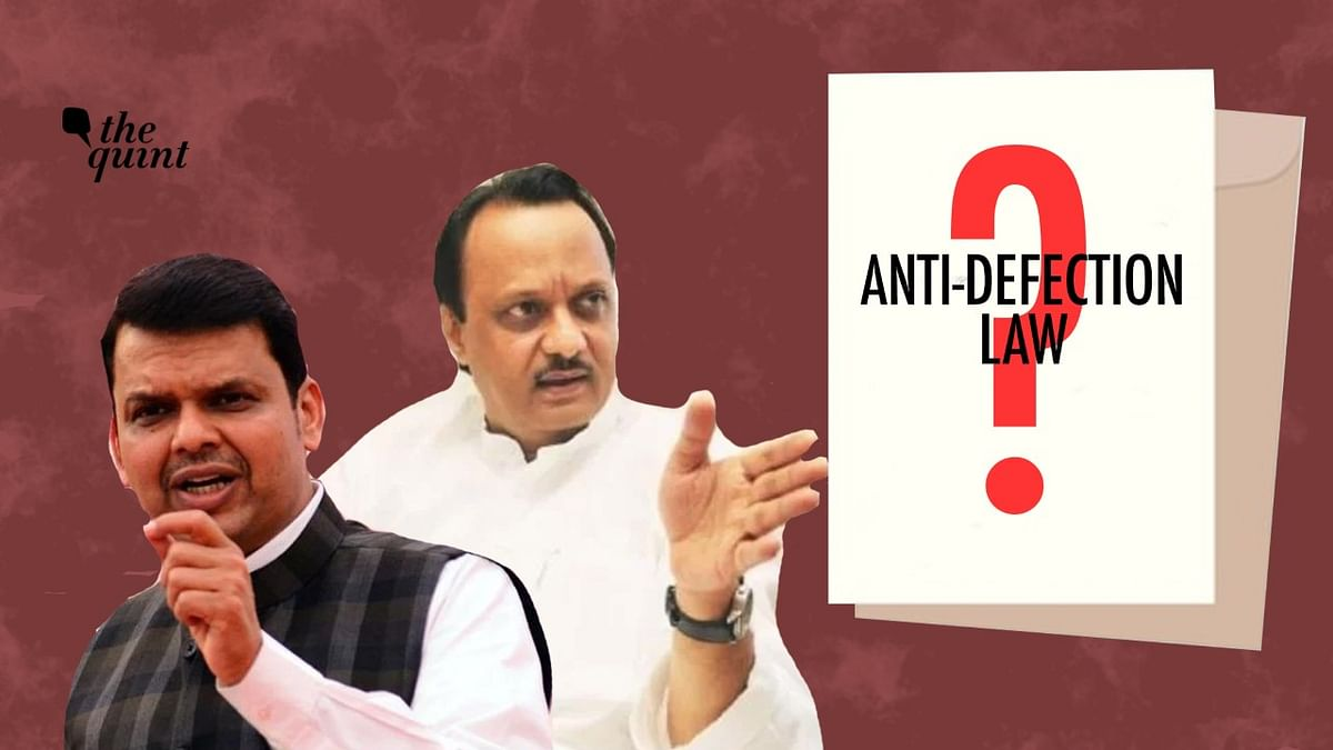 Would the anti-defection law have any effect in Maharashtra? And can the Supreme Court actually intervene in this matter?