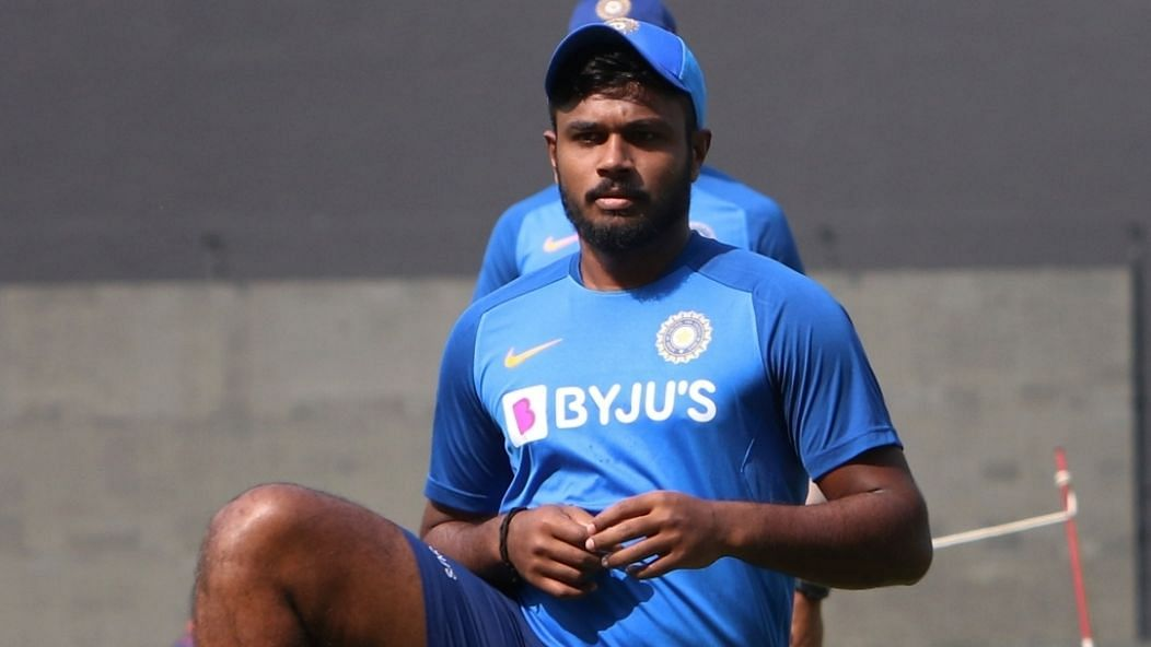 Wicketkeeper-batsman Sanju Samson was dropped from India's T20I squad for the home series against West Indies.